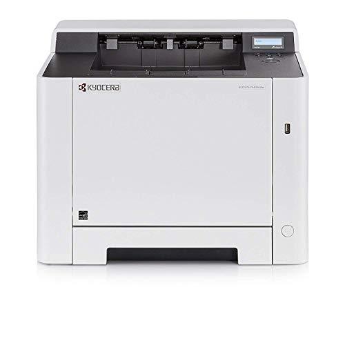 Kyocera Klimaschutz-System Ecosys P5026cdw Laserdrucker, 26 Seiten pro Minute, WLAN Farblaserdrucker mit Mobile-Print-Unterstützung, Amazon Dash Replenishment-Kompatibel