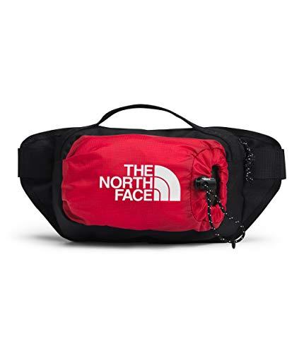 The North Face Bozer Riñonera III - L, TNF Red Ripstop/TNF Negro, Una talla
