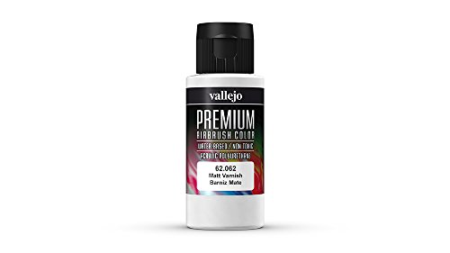 Vallejo Premium Color 60 ml Lackfarbe – Mattlack