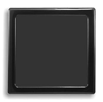 DEMCiflex Computer Dust Filter Standard 120mm Square Black Frame Black Mesh
