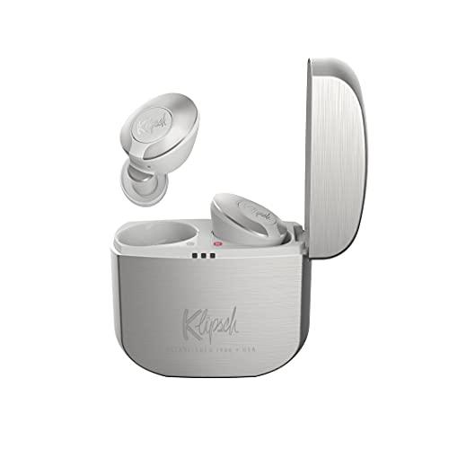 Klipsch T5 II Écouteurs Ecouteurs Bluetooth Argent