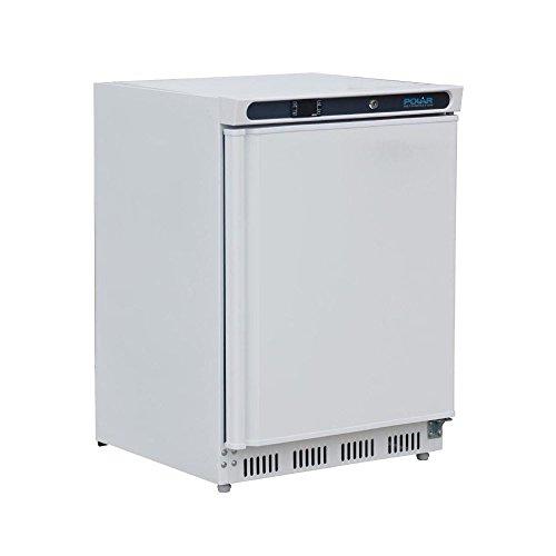 Polar Réfrigérateur sous comptoir Blanc 150 l 855 x 600 x 585 mm