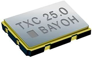 TXC 7W-33.000MBB-T OSCILLATOR, 33MHZ, 3.3V, SMD (1 piece)