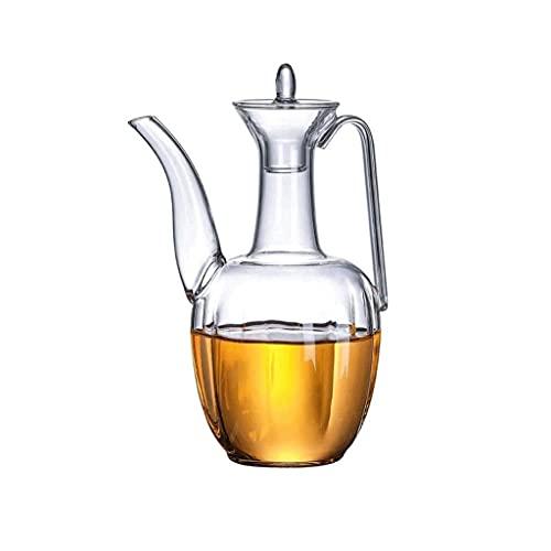 Good Glass Teapot with Lid Borosilicate Glass Tea Kettle Stovetop Safe Resistant Tea Set Glass teapot High Temperature Resistant teapot 500ml