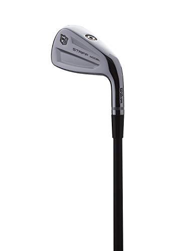 Wilson Staff Model Golf Utility Iron, Right Hand, Stiff Flex, Graphite, 18 Degree - 2 Iron
