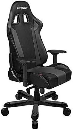DxRacer King Series GC-K06-N-S3 Black Gaming chair