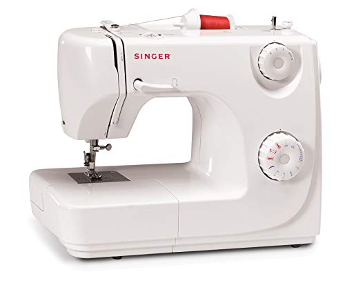 Singer 8280 Machine à Coudre Blanche 16 Points Ajustables