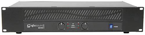QTX | QA400 Power Amplifier | 400W