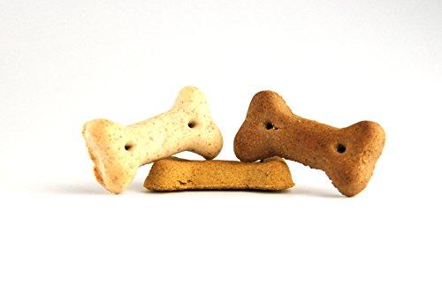 DIBO Junior-Mix, 500g-Beutel, Backwaren als gesunde, natürliche Ernährung für Hunde, Hundefutter, BARF, B.A.R.F, Leckerli, Hundekekse