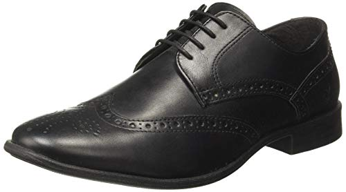 Bond Street by (Red Tape) Men's Black Formal Shoes-6 UK/India (40 EU)(BSS1041)
