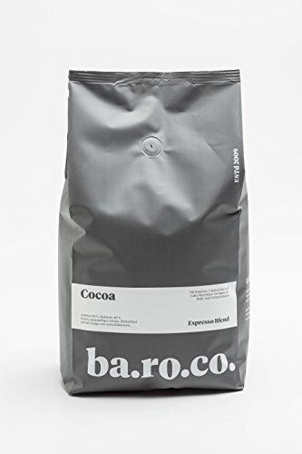 Bavarian Roasting Company - Cocoa - Espresso 60/40 - 1000 GR - Ganze Bohne
