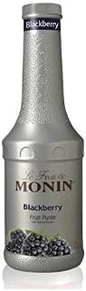 Monin Blackberry Puree, 33.8 fl oz