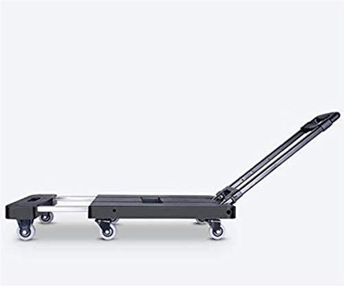 Portátil plegable de metal PP Carrito for equipaje for la compra de...