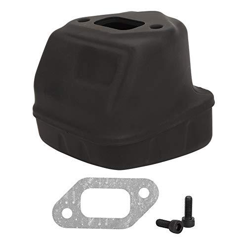 Uitlaat Uitlaat Bout Schroef Pakking Kit Compatibel voor Husqvarna 357XP 359 355 EPA Kettingzaag/Jonsered 2159 CS 2156 CS2159 Vervangende Onderdelen