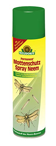 NEUDORFF Permanent MottenschutzSpray Neem 200 ml
