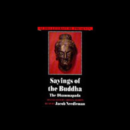 Sayings of the Buddha audiobook cover art