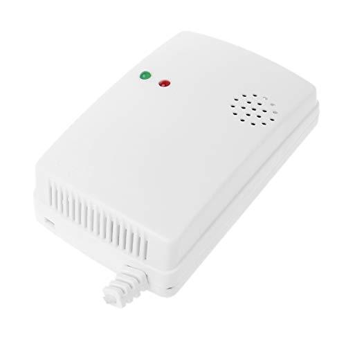 TOOGOO Gas Leck Detektor Empfindlichkeit Brennbarer Alarm Kohle NatüRliche Tragbare Warnin (Eu...