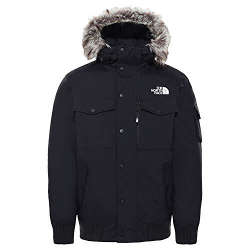 North Face M Recycled Gotham Jacket Chaqueta, Negro, L Hombre