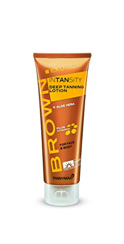 Tannymaxx Exotic Intansity Deep Tanning Lotion, 1er Pack (1 x 125 ml)