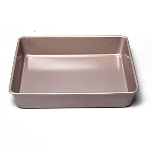 ZKPTZ Nonstick Koekplaat Pan Metalen Bakplaat Professionele Kwaliteit Keuken Koken Antistick Bakplaten w/Rimmed Borders