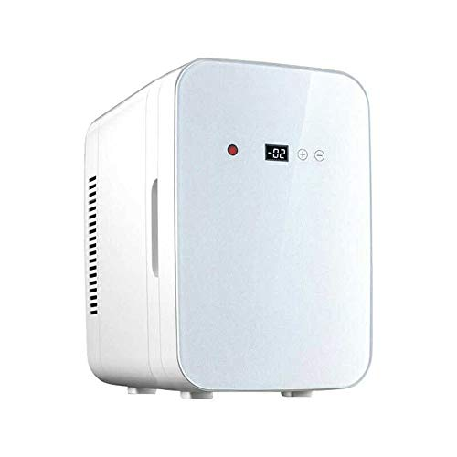 HUIXINLIANG Mini Nevera 8 litros, portátil refrigerador termoeléctrico y Calentador, for Outlet y 12V Cargador de Coche
