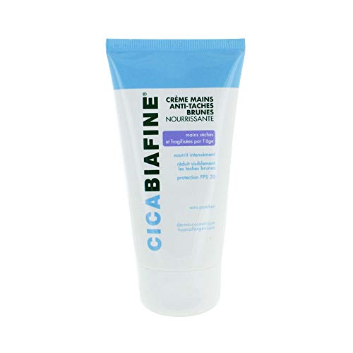 Cicabiafine - Creme Mains Anti-taches Brunes 75ml Cicabiafine