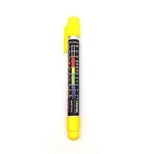 Yoouo 1er Paket - Das Original - Lacktester/Magnetisches Schichtdickenmessgerät/Spachtel- Und Lack-Schichtdickenmesser/Lackdickenmesser/Autolacktester