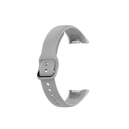 YONGLI para Samsung Galaxy Fit R370 Smart Pulsera Smart Band Reemplazo para Samsung Galaxy (Color : Gray)