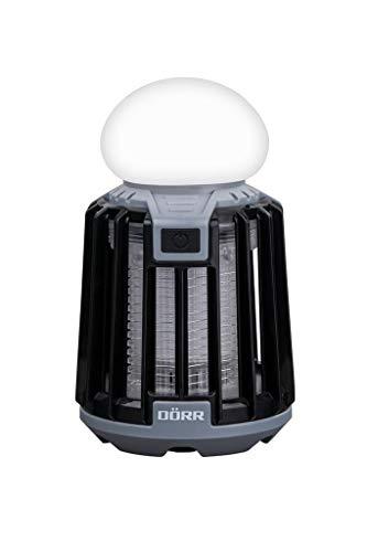 Dörr Anti-Moskito MX-9 980496 UV-Insektenfänger 1.8W (Ø x H) 90mm x 150mm Schwarz 1St.