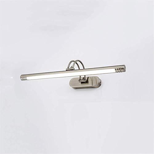 CCHWJX Moderne LED verstelbare spiegellamp waterdichte personity design spiegel lamp voor salon make-uptafel wandlamp 7W familiehotel