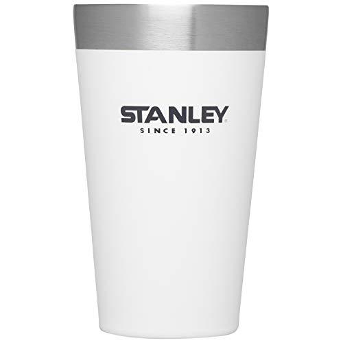 STANLEY(スタンレー) スタッキング真空パイント 0.47L ホワイト 02282-046 (日本正規品)