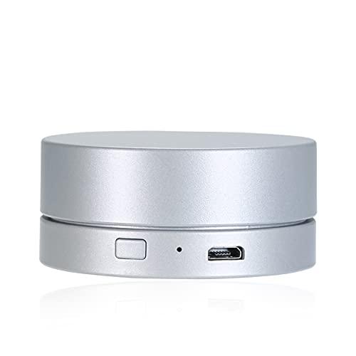 Fesjoy Marcar para Microsoft Suface, Dial Control Tocadiscos Controlador USB Perilla Herramienta de Asistente de Pintura Accesorio para Tableta gráfica Stylus Compatible con Microsoft Surface Wacom /