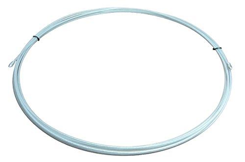 SOREIINA 通線ワイヤー30m CD管・PF管専用 スリムヘッドで細径管も通線OK (30m)