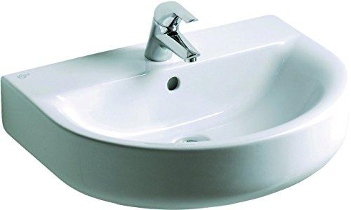 Ideal Standard e713501Connect Waschbecken Arc 60x 46cm weiß