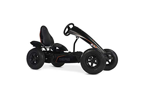 Berg Black Edition XXL-BFR Kids Pedal Car Go Kart 5+ Years