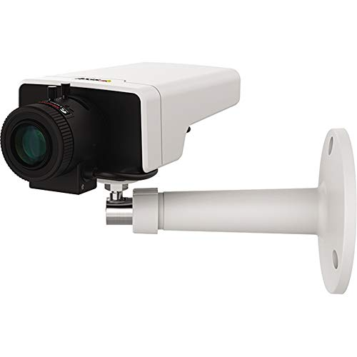 Axis M1124 IP Security Camera Box White 1280 x 720 Pixels -...