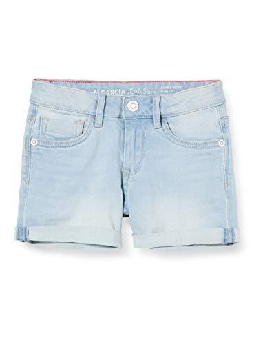 Garcia Kids Mädchen Sanna Shorts, Blau (Light Used 8751), (Herstellergröße: 110)