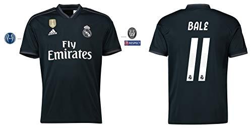 Real Madrid Trikot Kinder 2018-2019 Away UCL - Bale 11 (164)