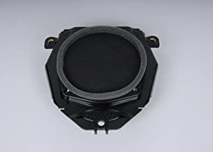 ACDelco 15757321 GM Original Equipment Rear Driver Side Door Radio Speaker