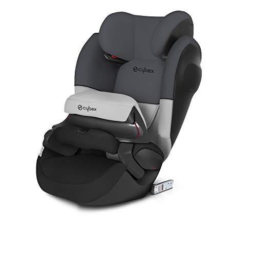 Photo de cybex-pallas-m-fix-sl-silver