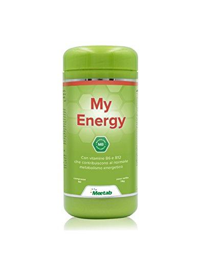 Meetab - My Energy - Integratore Energetico