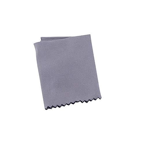 MARIJEE Paño de limpieza cuadrado de microfibra para teléfonos móviles, gafas, tabletas, televisión, gafas de sol, pantallas, iPad, limpiadores de lentes de cámara