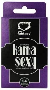 Baralho Kama Sexy Homo Masculino