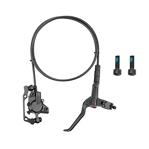 DSFSAEG MTB Leva Freno A Disco Idraulico Set Pressione Olio per Mountain Bike Ciclismo Morsetto Anteriore Posteriore (C)