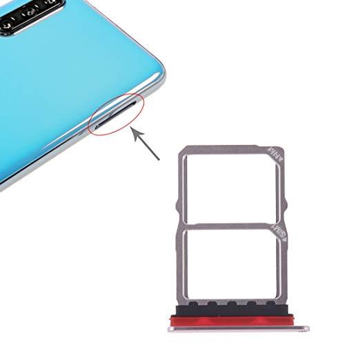 SIM kaartadapter voor Huawei P30 Tray voor simkaart en NM-kaart (nano-geheugenkaart) slot houder vervanging nano-simkaarthouder