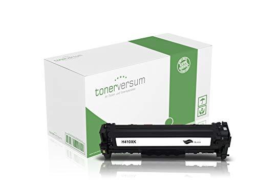 Toner kompatibel zu HP CF410X 410X Schwarz für Color Laserjet Pro M452 M452dn M452nw MFP M477fdw M477fnw M377dw Laserdrucker CF410A