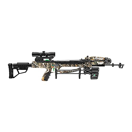 Centerpoint Mercenary 390 FPS Compound Crossbow Package