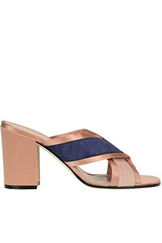 Pollini Luxury Fashion Damen MCGLCAT0000B7055E Rosa Sandalen | Jahreszeit Outlet