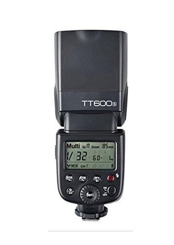 Godox TT600S GN60 2.4G Wireless Flash Speedlite for Sony A7 A7R A7S A7 II A7R II A6000 DSLR Camera with MI Shoe