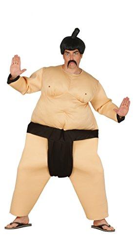 Costume de lutteur de sumo rembourré